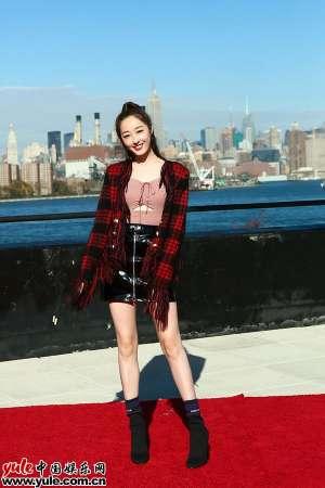 电视剧在纽约开机蒋梦婕开启青春逐梦之旅